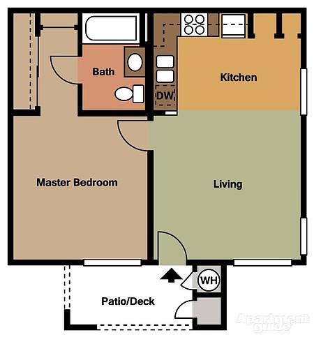 Enlarge Floorplan Image On